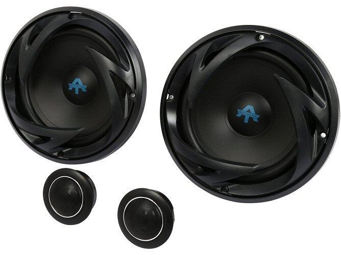 OEM Autotek Car Speaker Component Set 6.5inch