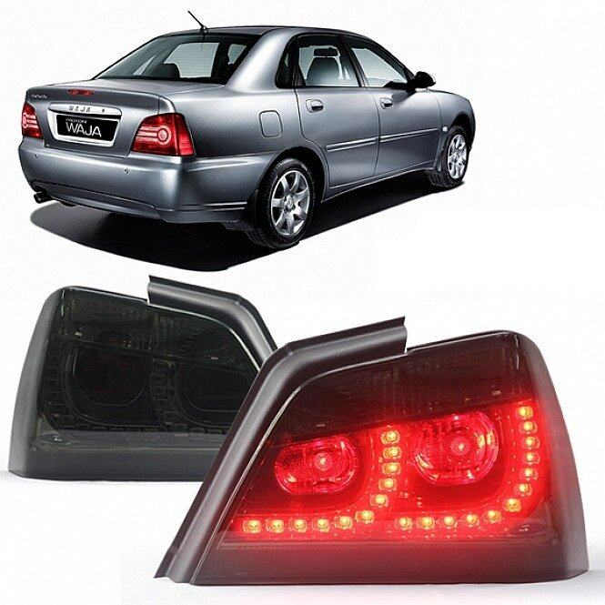 OEM Waja Led Golf Lightbar Tail Lamp - RED