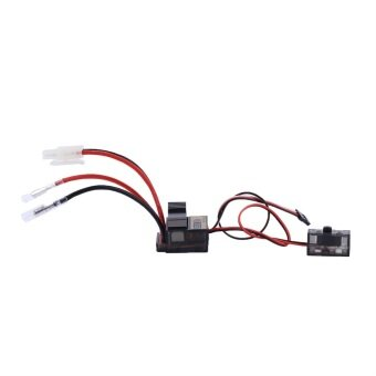 OH New 320A Speed Controller ESC For RC Car boart 1/8 1/10 Truck Buggy - 3