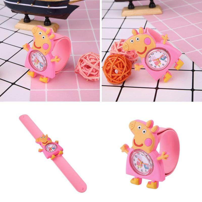 Oscar Store Peppa Pig Silicone Belt Slap Strap Lovely Gift Catoon Movie Character Chirdren Malaysia