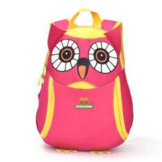 ราคา Owl Style 2 8 Years Old Children Cute Lovely Cartoon Backpacks Bag Color Pink Kisnow เป็นต้นฉบับ