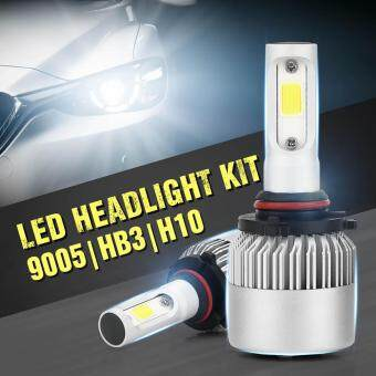 Harga PAlight S2 Car LED Headlight For H1 H7 H8/H9/H11 9005/H10/HB39006/HB4 H4/HB2/9003 200W 20000LM Vehicle Auto Bulb(9005/H10/HB3)