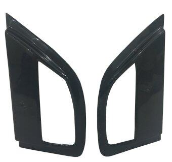 Harga Perodua Alza - Front Triangle Side Window Mirror Cover 2 Piece