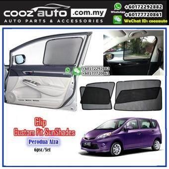 Harga Perodua Alza OEM Fitting Sun Shade Sunshade