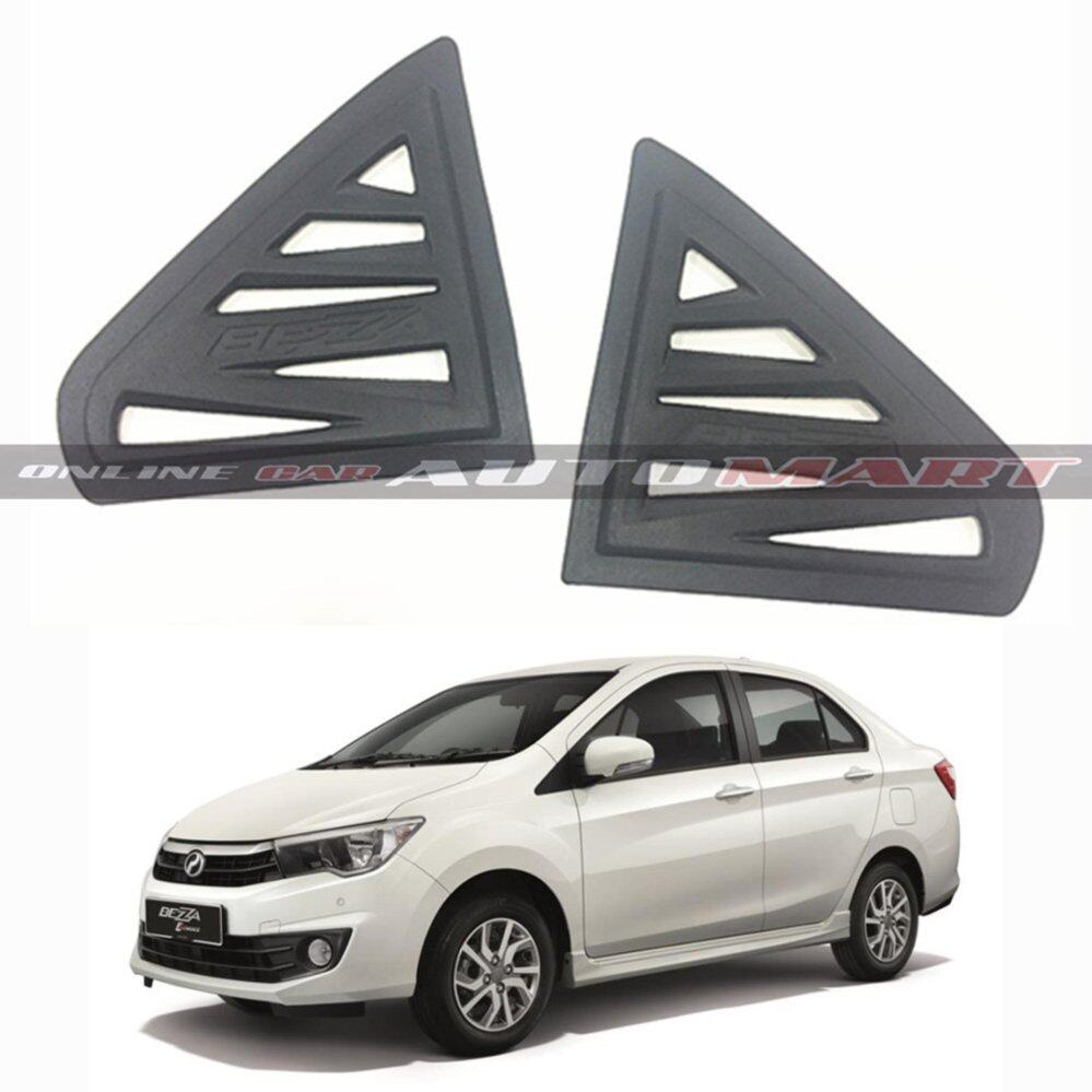 Perodua BEZZA Rear Side Window Cover (1 Pair)