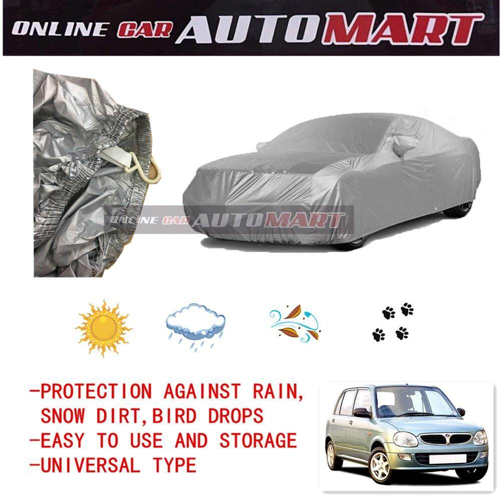 Perodua Kelisa - Yama High Quality Durable Car Covers Sunproof Dust-proof Water Resistant Protective Anti UV Scratch Sedan Cover