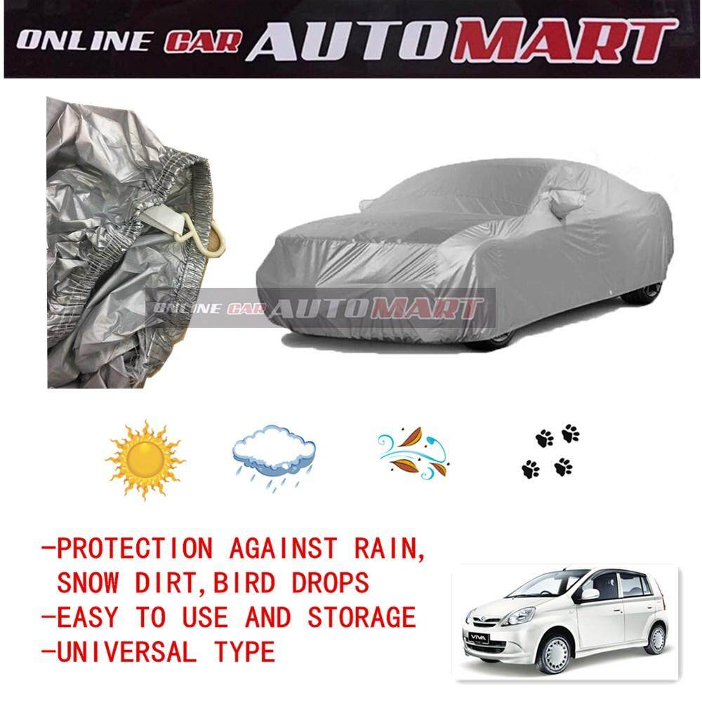 Perodua Viva - Yama High Quality Durable Car Covers Sunproof Dust-proof Water Resistant Protective Anti UV Scratch Sedan Cover