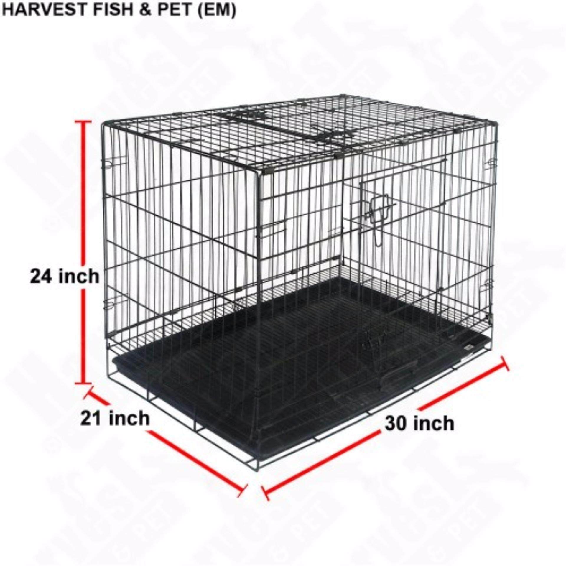 Petzoo Pet D305 1-Level Pet Cage