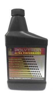 Polytron Metal Treatment Concentrate (MTC) 1/2 Qt (16oz/473ml) Bottle - Military Industrial Grade USA Packaging