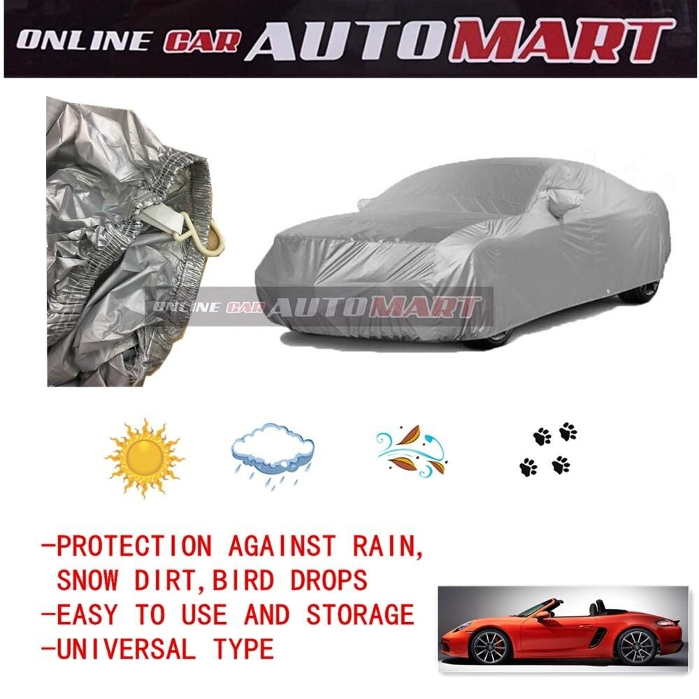 Porsche 718 Boxster - Yama High Quality Durable Car Covers Sunproof Dust-proof Water Resistant Protective Anti UV Scratch Sedan Cover