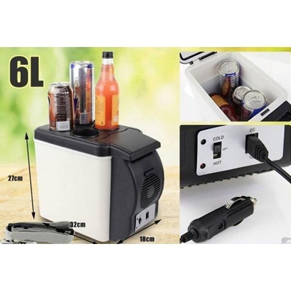 Portable 6L Cooling  Warming Car Refrigerator