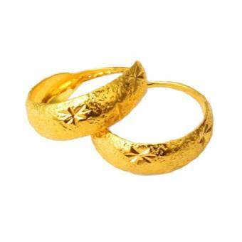 Premium 24K Gold-Plated Earring Design C