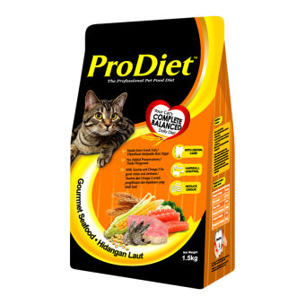 ProDiet Gourmet Seafood 1.5kg (3 packs)