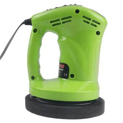 Professional Auto Polishing Mini Home Floor Car Detailer WaxingBlack Machine  Car 12v Seal(Green)