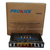 Prokick 3DMS Preamplifier with Subwoofer Crossover