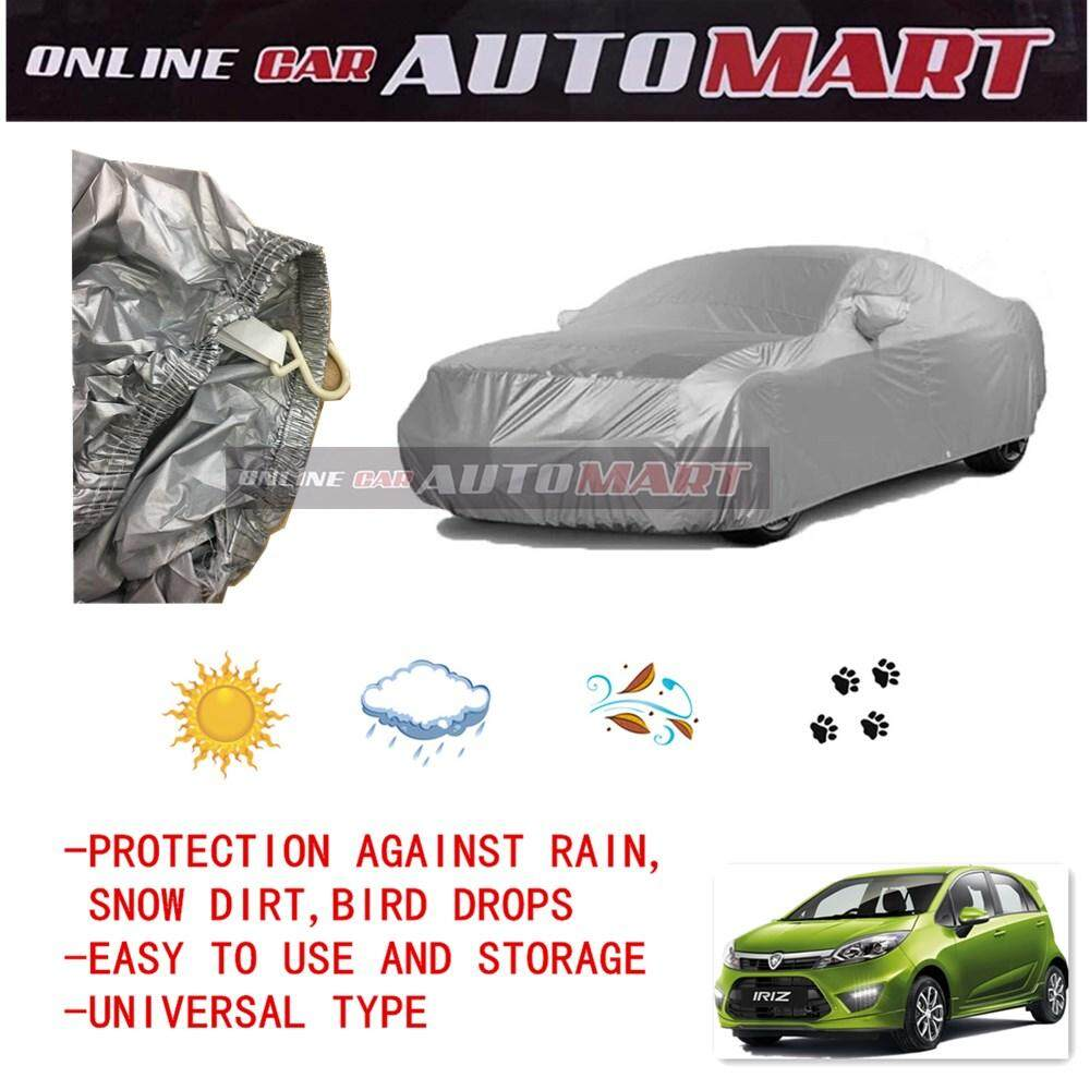 Proton Iriz - Yama High Quality Durable Car Covers Sunproof Dust-proof Water Resistant Protective Anti UV Scratch Sedan Cover