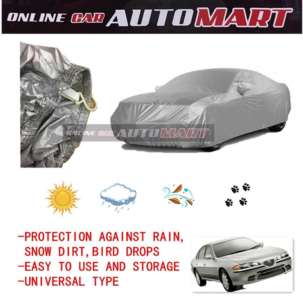 Proton Perdana - Yama High Quality Durable Car Covers Sunproof Dust-proof Water Resistant Protective Anti UV Scratch Sedan Cover