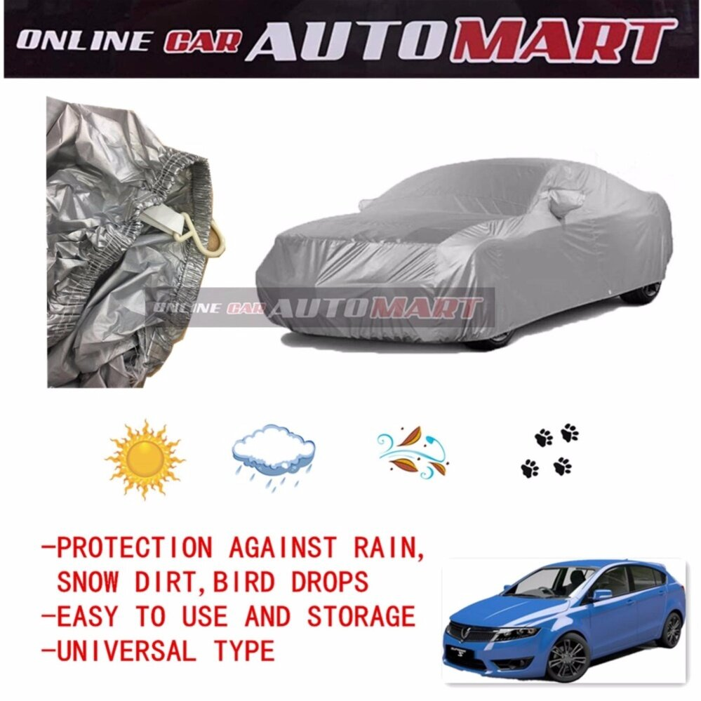 Proton Suprima S - Yama High Quality Durable Car Covers Sunproof Dust-proof Water Resistant Protective Anti UV Scratch Sedan Cover