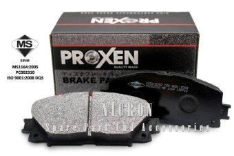Harga Proxen Brake Pad For Perodua Alza 1.5 - Front [ New Model ]