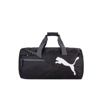 Puma Fundamentals Sports Gym Bag Travel Bag Weekend Bag Medium