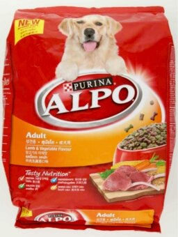 Purina Alpo Lamb & Vegetable Flavour Adult Dog Food 3.0kg