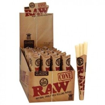 Harga Raw Pre Rolled Cones King Size