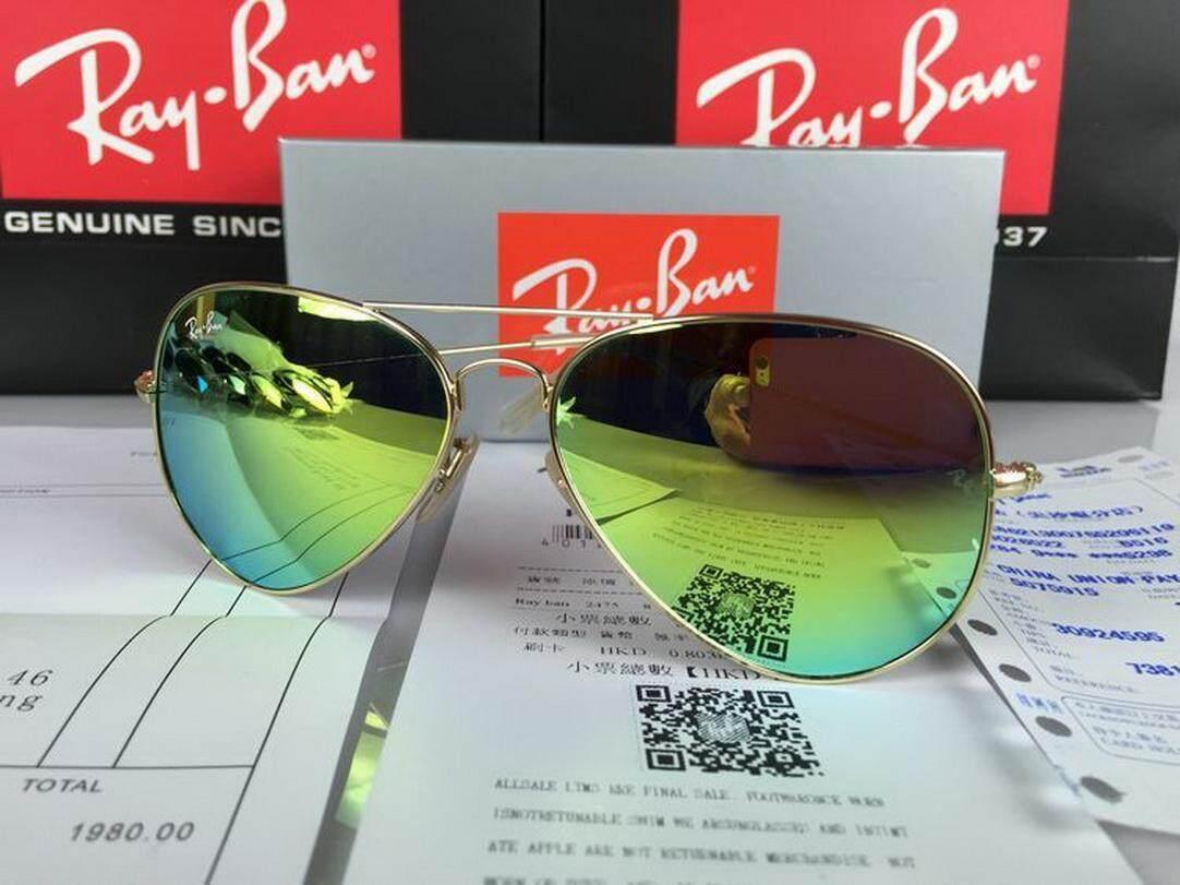 ซื้อ Ray Ban Sunglasses Rb Pilot Sunglasses Lj1738 Intl ใหม่