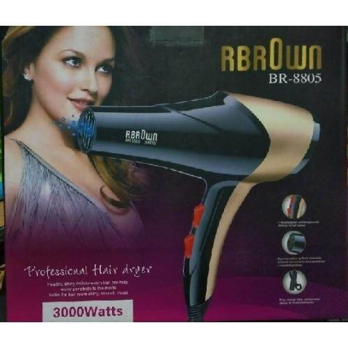 RBR0WN 3000Watts Professional Hair Dryer