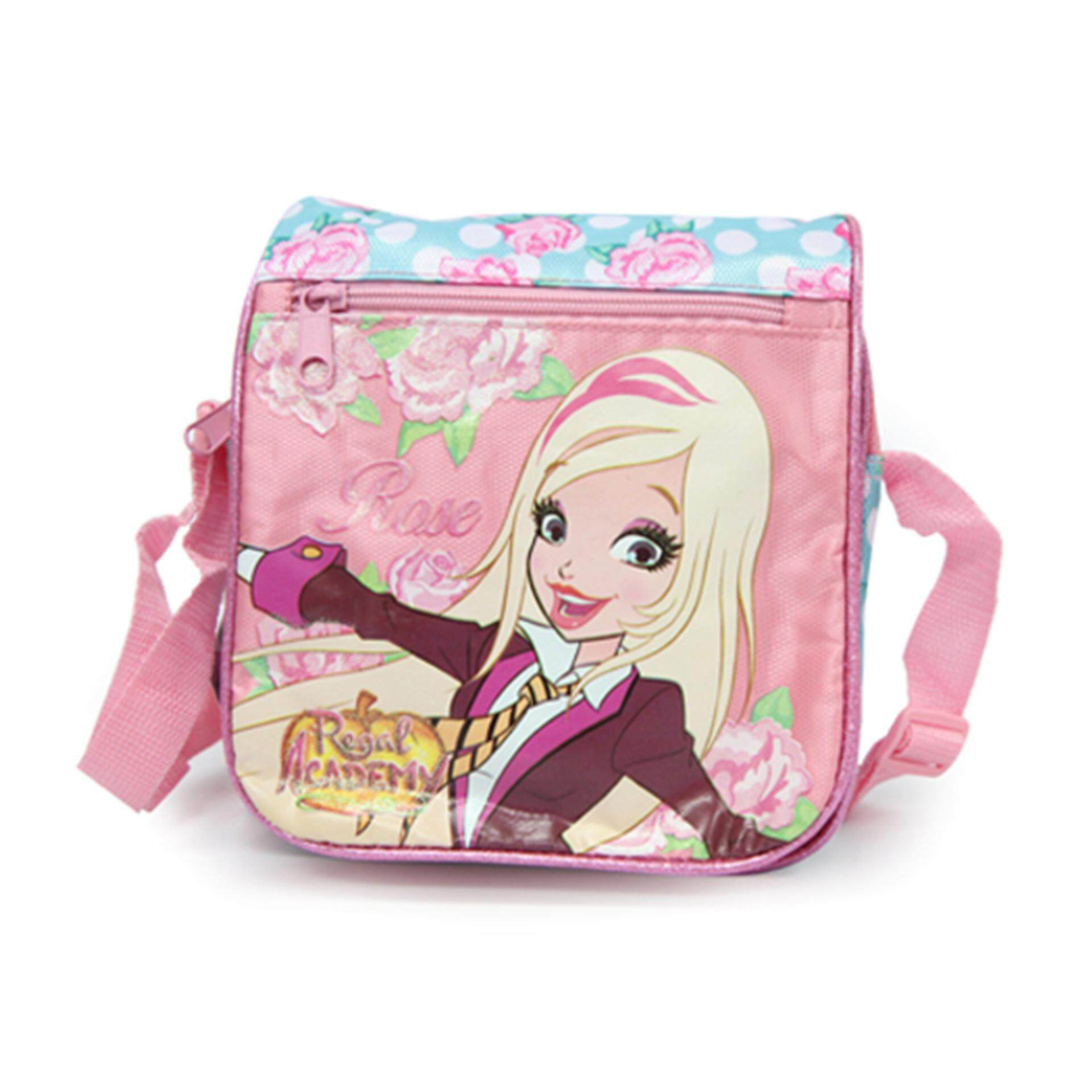 Regal Academy Sling Bag - Pink Colour