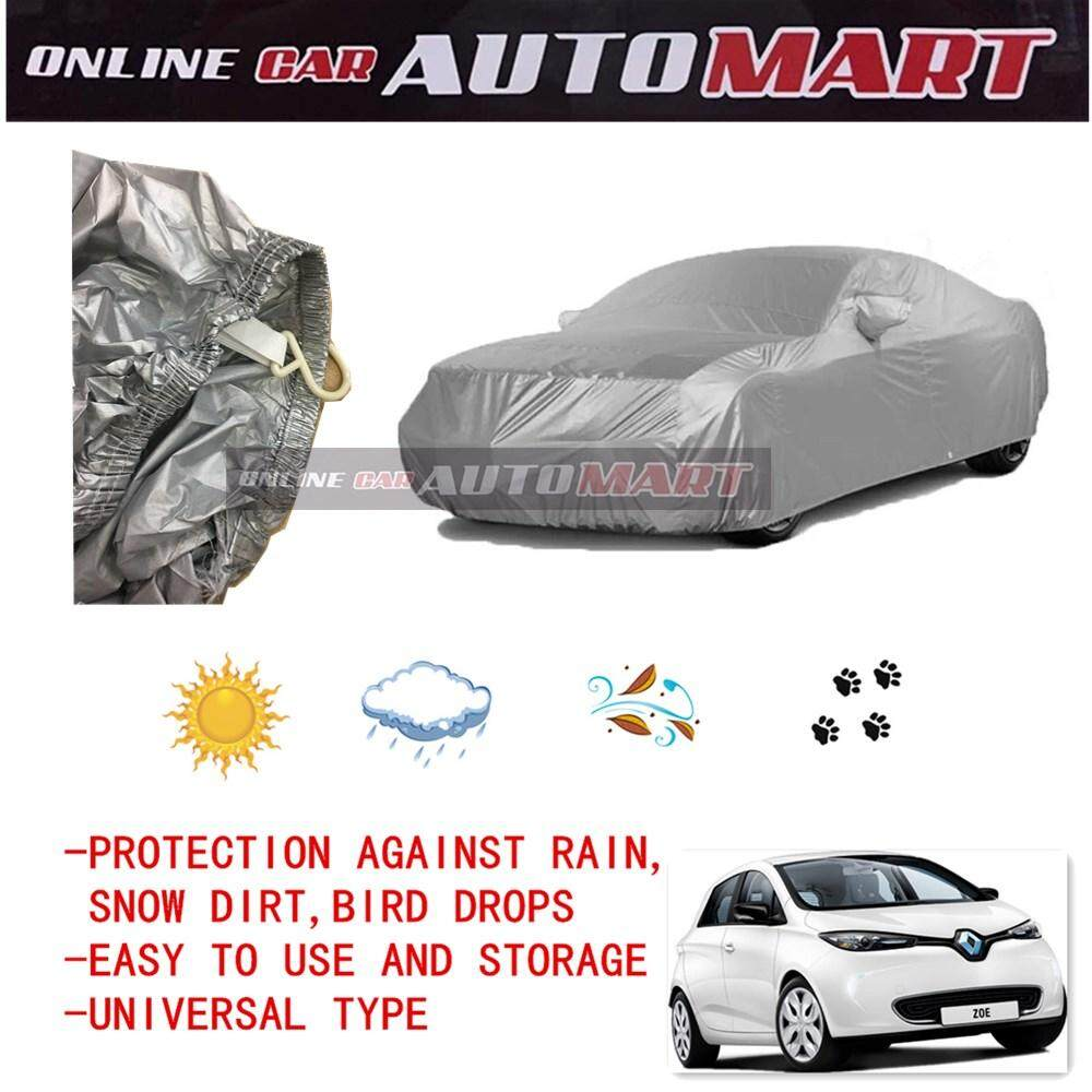 Renault Zoe Electric - Yama High Quality Durable Car Covers Sunproof Dust-proof Water Resistant Protective Anti UV Scratch Sedan Cover
