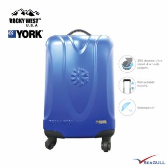 Rocky West 20' Luggage Bag (York's Special Edition)