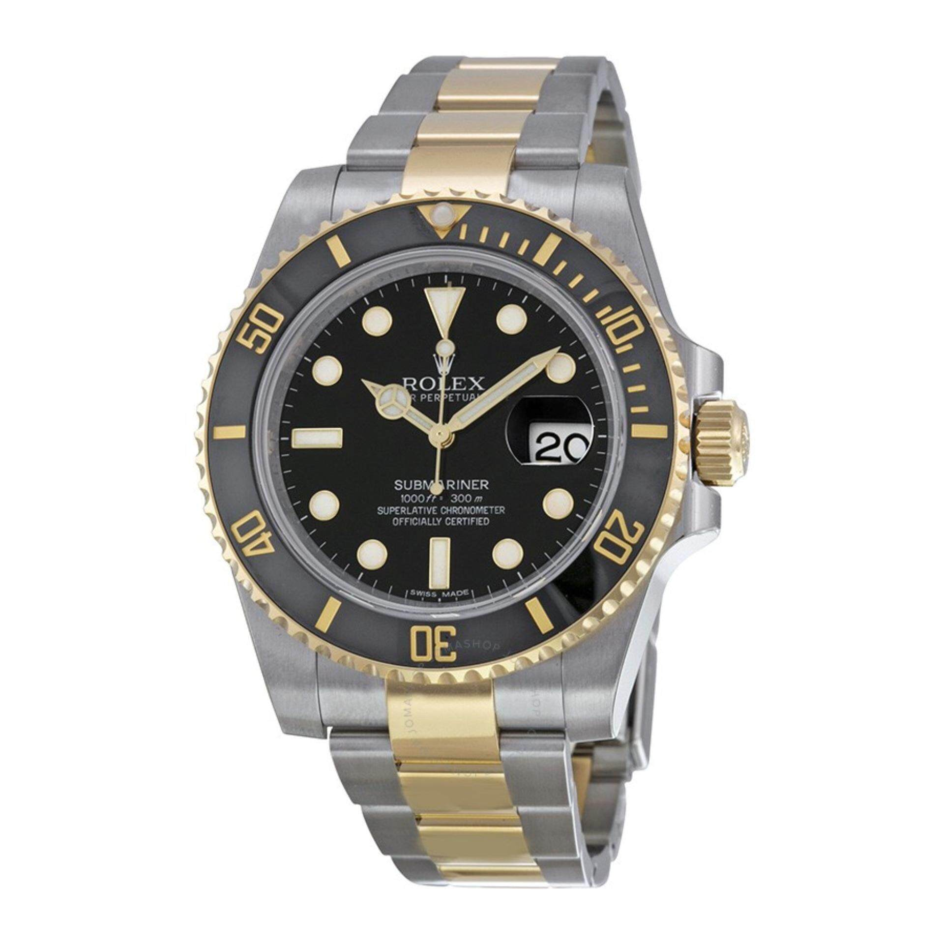 upto 90% Discount(Rol  Submariner Black Gold and Silver Green)