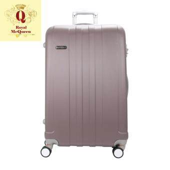 Harga Royal McQueen Hard Case Extra Light 8 Wheels 28 Luggage - QTH 6911 - BROWN""