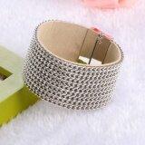 SAGE Wrap Bracelet - Silver