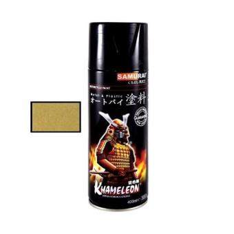 Harga Samurai Spray Paint Sparkling Gold