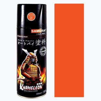 Samurai Spray Paint Standard Colour 014 Orange