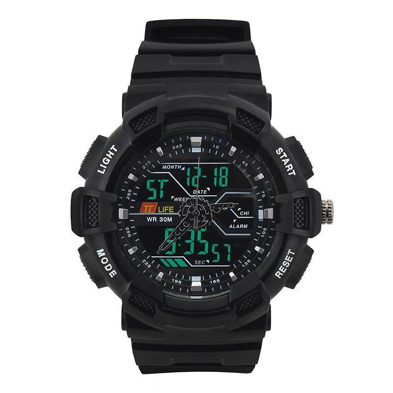 SDP TTLIFE TS08 Men Sports and Digital Watches (black) Malaysia
