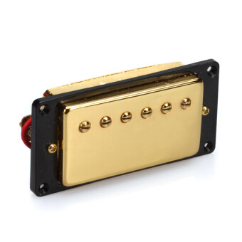 Harga Sealed Humbucker Pickup Set For Gibson Les Paul Guitar Gold