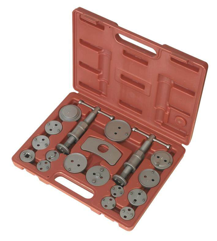 Sealey Brake Piston Wind-Back Tool Kit 21pc