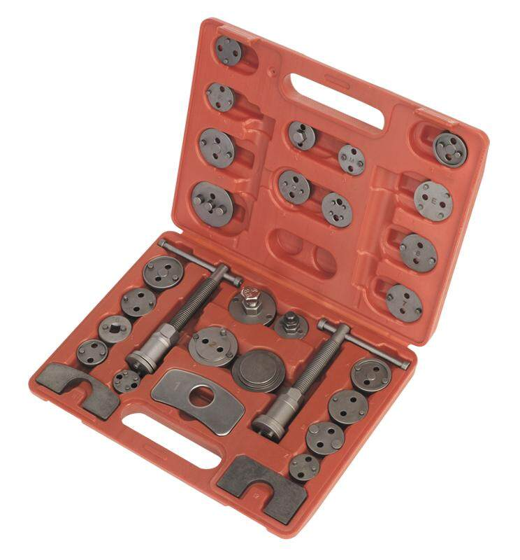 Sealey Brake Piston Wind-Back Tool Kit 30pc