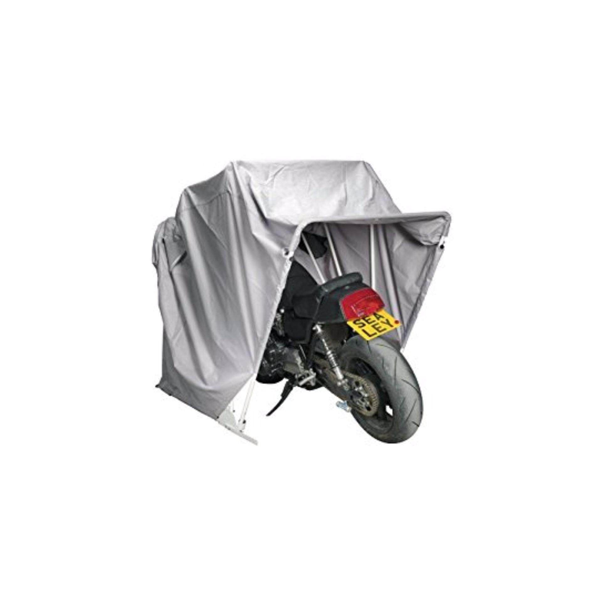 Sealey Motorcycle Storage Shelter