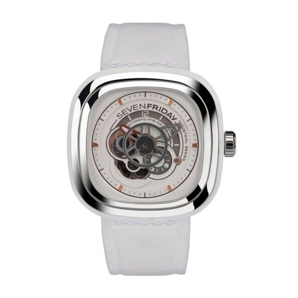 upto 90% Discount( S EVEN  F RIDAY Automatic P Series Watch)