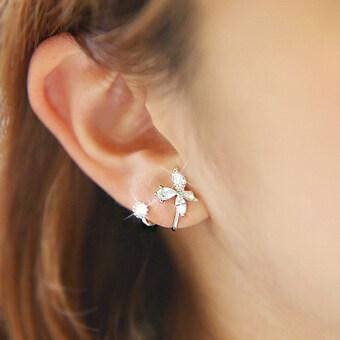 taobao jewelry clip earrings ear clip popular jewelry clip