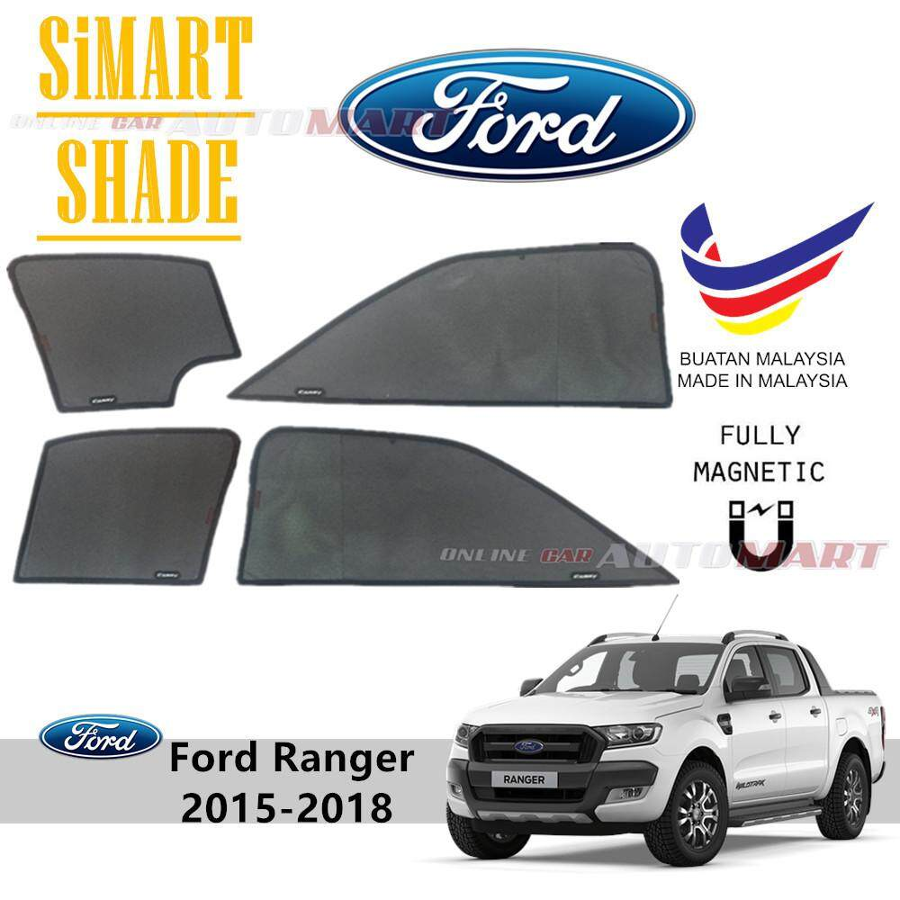 last year the ford ranger was made
