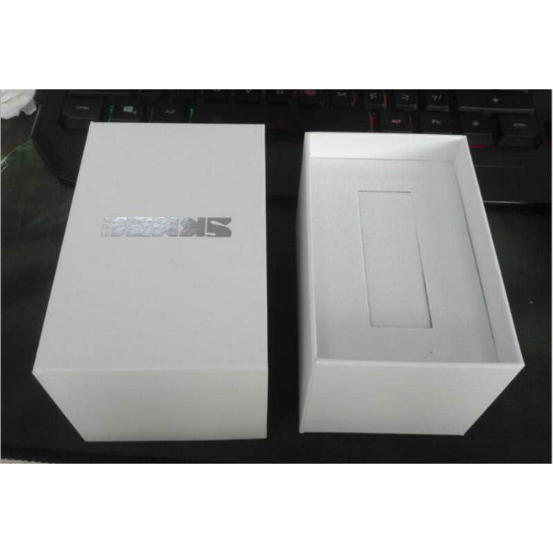 SKMEI Box Exquisite Beautiful Store Watch Black and White Gift Box Malaysia