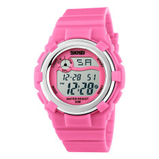 SKMEI Brand Watch 1161 Children Watch LED Digital Watches For Boys&Girls Alarm Stopwatch Waterproof Clock Kids Watches Malaysia