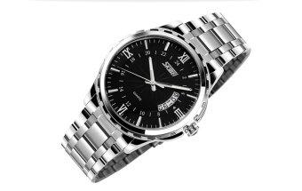 SKMEI Brand Watch Watches men quartz Digital men full steel wristwatches  dive 30m Casual watch relogio 0c4f9af689