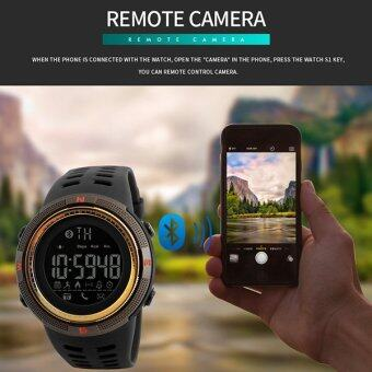 SKMEI Fashion Smart Wristwatch SKMEI Pedometer Calorie Digital Watch For Apple IOS Android System Men Women Waterproof Sports Watches 1250