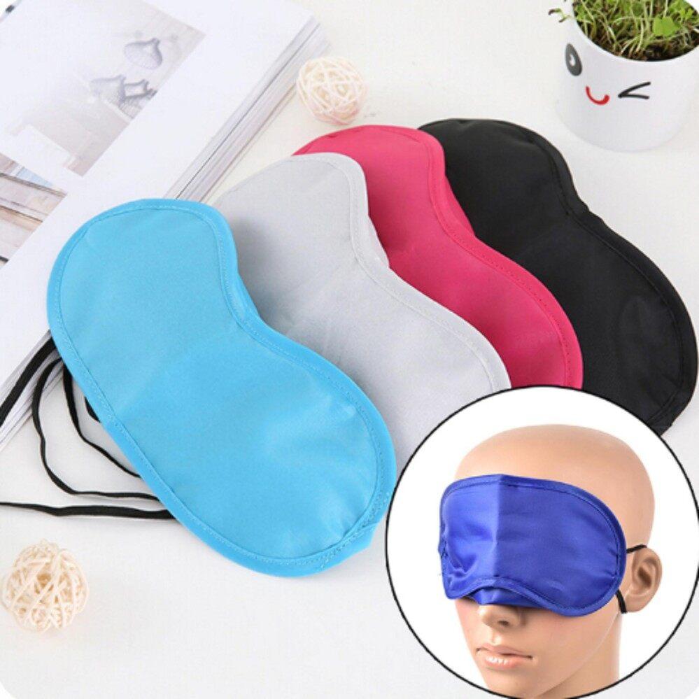 Features Tidur Penutup Mata Perjalanan Panggilan Tudung Masker Untuk 3d Hitam Intl 3