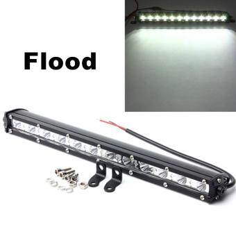 Harga Slim-13inch-36W-CREE-LED-3600LM-Work-Light-Bar-u-Box-Off-Road-Spot-Beam-Light